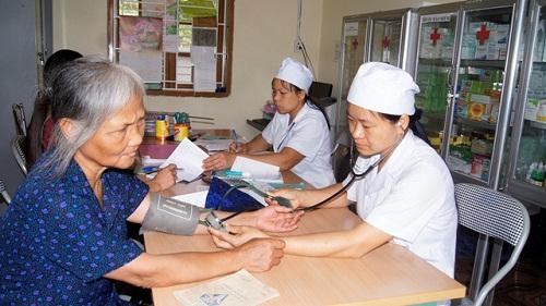 Bệnh cao huyết áp tăng nhanh sau mỗi năm