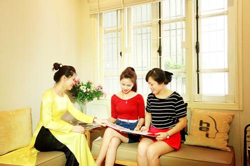 Bạn có thể thực hiện nhấn mí tại Viện thẩm mỹ Hà Nội