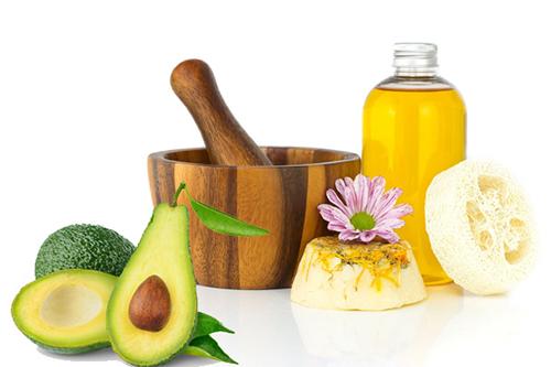 Bơ. chanh. mật ong. dầu oliu rất tốt cho da