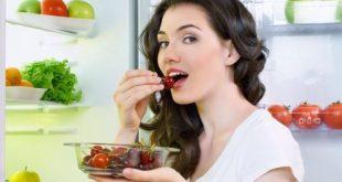 Chế độ dinh dưỡng cũng quyết định rất nhiều đến khuôn mặt của bạn