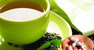 Không được uống thuốc an thần với nước trà