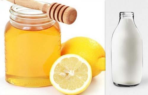 Kết hợp mật ong, dầu dừa, chanh để chữa bệnh ho