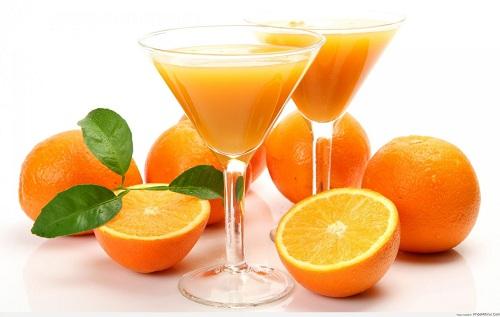 Phám phá công dụng dưỡng da từ của cam