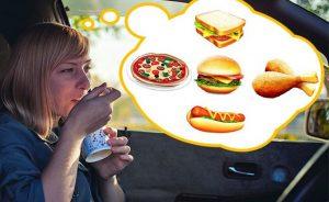 Thường xuyên cảm thấy đói là một trong những biểu hiện của đường huyết tăng cao.