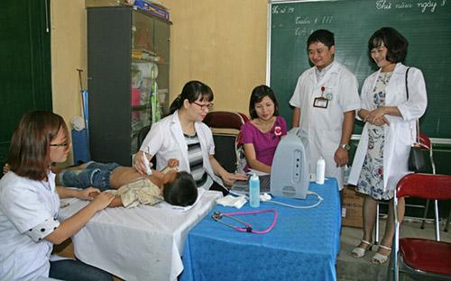 Phòng công tác xã hội được thành lập nhằm hỗ trợ bệnh nhân trong quá trình khám chữa bệnh