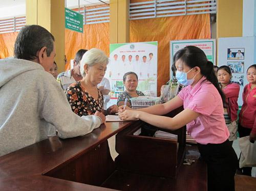 Hơn 80% bệnh viện thành lập phòng công tác xã hội