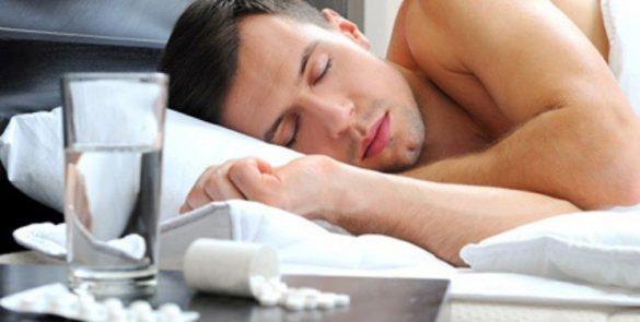 Thuốc ngủ làm giảm ham muốn tình dục