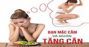 Những thực phẩm chức năng giúp tăng cân hiệu quả