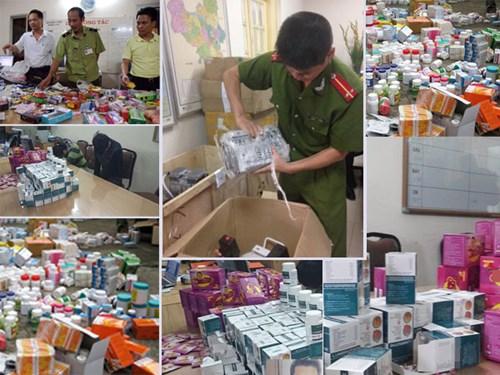 Thị trường thuốc tại Việt Nam khó kiểm soát