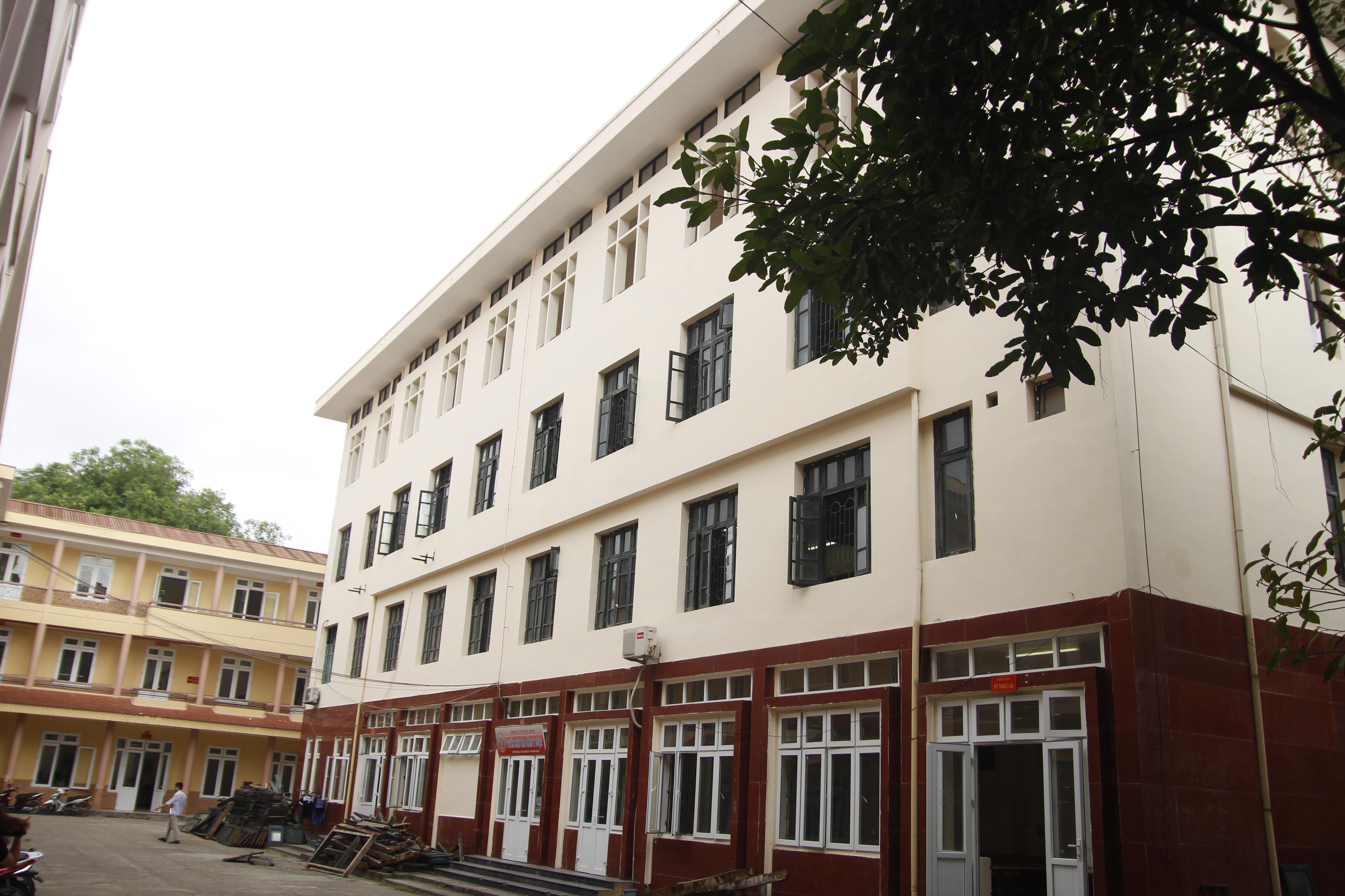 Tuyển sinh Liên thông Cao đẳng Điều dưỡng tại Hà Nội