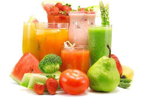 Phòng ngừa bệnh gout bằng những loại nước ép từ trái cây