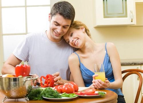 Thực phẩm tự nhiên cải thiện bản lĩnh đàn ông