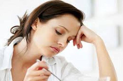 Ăn uống thất thường dễ khiến cho cơ thể mệt mỏi