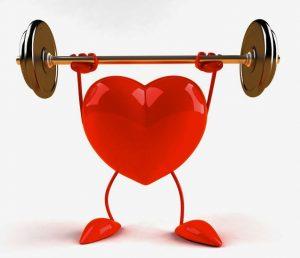 Hãy tập thể dục nhiều hơn mỗi ngày để có trái tim khỏe mạnh