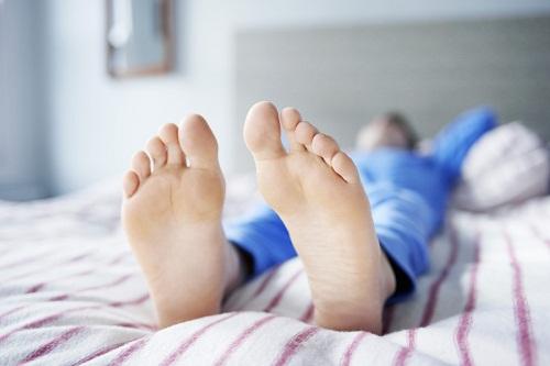 Hội chứng chân không yên thường xuyên xuất hiện ở bệnh nhân tiểu đường