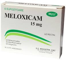 Công dụng và liều dùng của thuốc Meloxicam