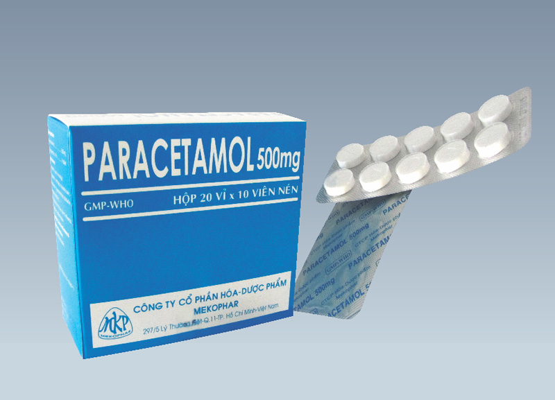 Tác hại khôn lường từ việc sử dụng Paracetamol