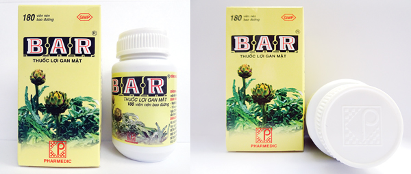 Thuốc bổ gan Bar sử dụng có tốt không?