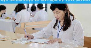 học Cao đẳng Dược