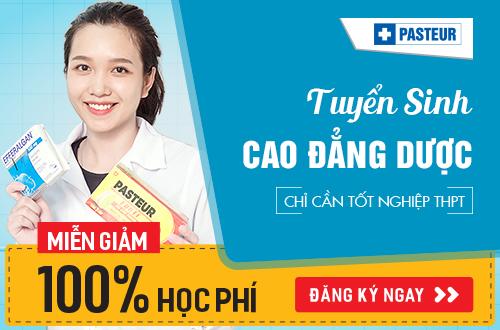 Cơ hội miễn 100% học phí Cao đẳng Y Dược Đà Nẵng 2018