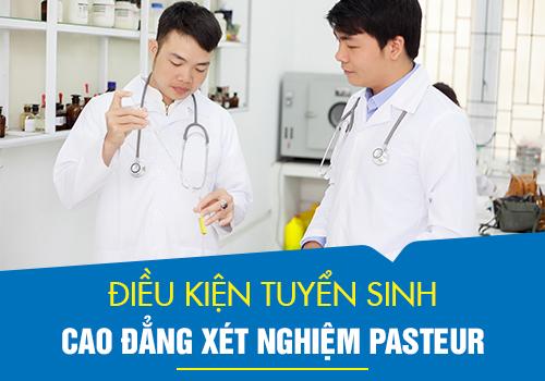 Điều kiện tuyển sinh Cao đẳng Xét nghiệm Đà Nẵng năm 2018 là gì?