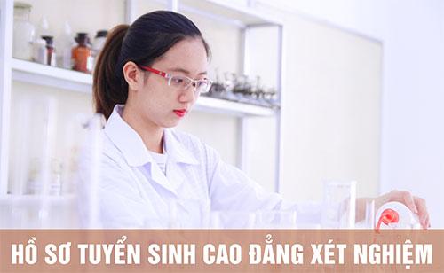 Hồ sơ tuyển sinh Cao đẳng Xét nghiệm Đà Nẵng năm 2018 có gì mới?