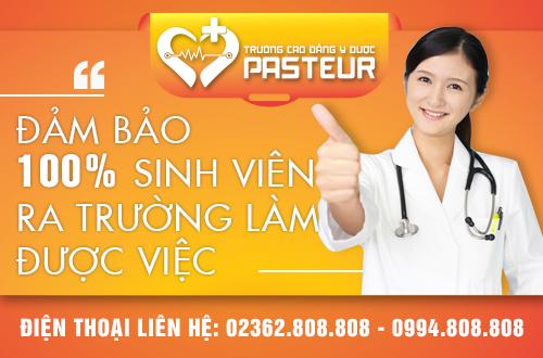 Cơ hội việc làm rộng mở khi học Trường Cao đẳng Y Dược Pasteur Cần Thơ