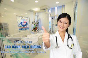 Học Cao đẳng Điều dưỡng Đà Nẵng để thành công sớm hơn