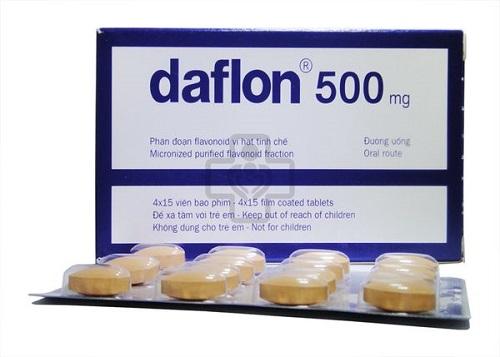 Thuốc Daflon® có những dạng và hàm lượng nào?