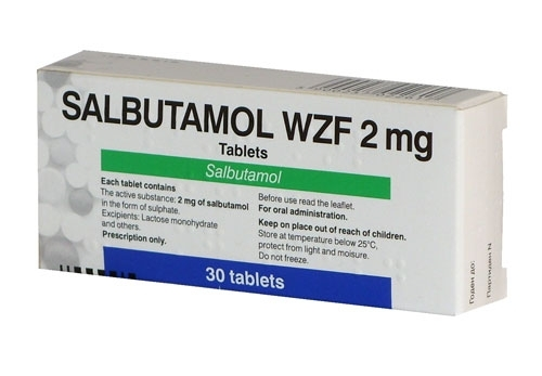 Tác hại của việc sử dụng salbutamol sai mục đích