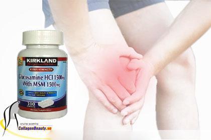 Công dụng của thuốc glucosamine