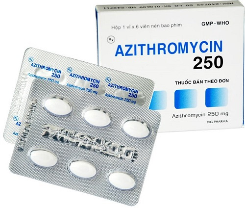 Thuốc azithromycin dùng như thế nào?