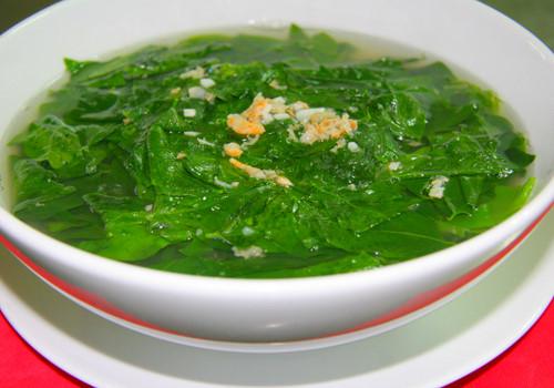 Bài thuốc Đông y từ rau ngót