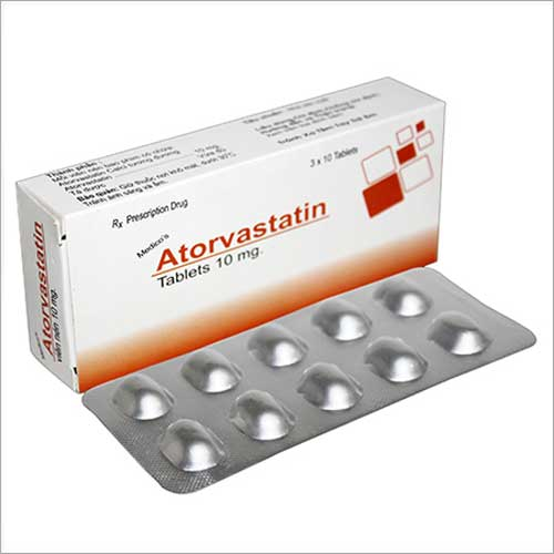 Tìm hiểu về thuốc atorvastatin