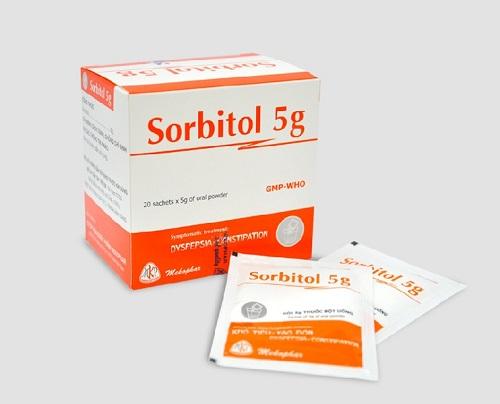 Lưu ý gì khi sử dụng thuốc nhuận tràng sorbitol?