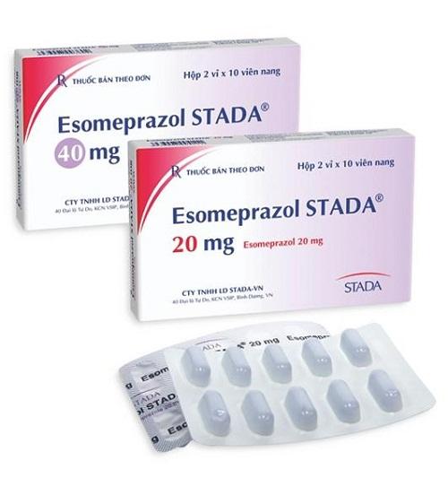 Liều dùng thuốc esomeprazole như thế nào?