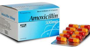 Những lưu ý khi sử dụng thuốc kháng sinh Amoxicillin