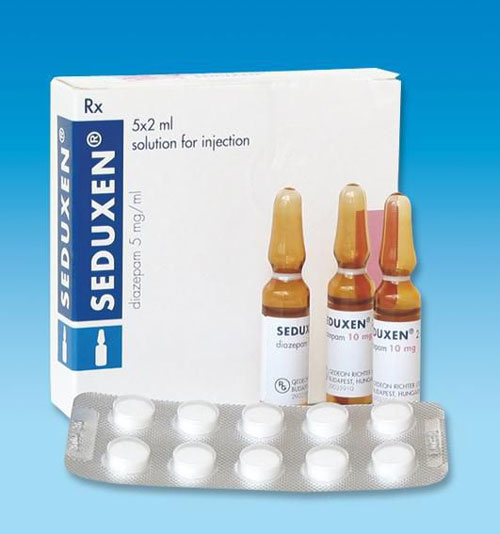 Dược sĩ hướng dẫn sử dụng thuốc Seduxen an toàn