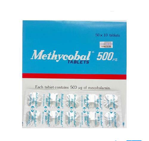 Tác dụng của thuốc Mecobalamin như thế nào?