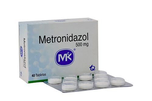 Tác dụng phụ khi dùng thuốc Metronidazole Micro®