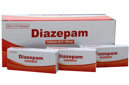 Công dụng của thuốcDiazepam