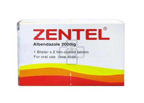 Tác dụng của thuốc Zentel® là gì?