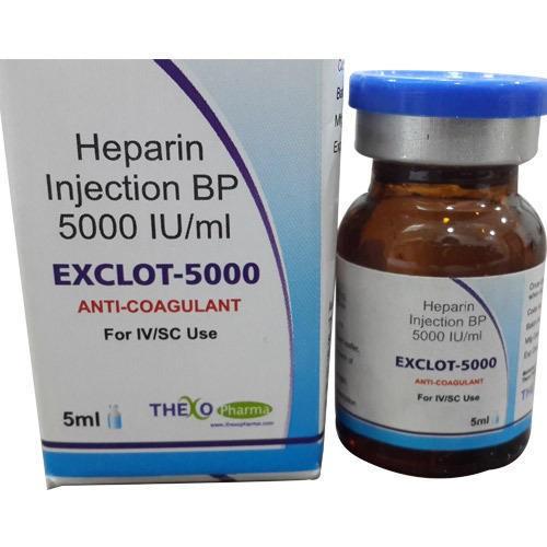 Liều dùng thuốc heparin