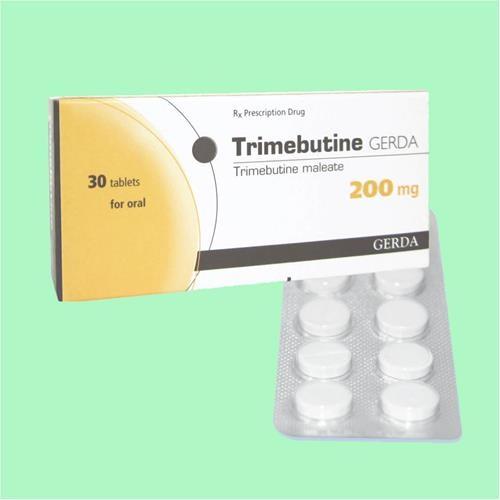 Tác dụng của thuốc trimebutine là gì?