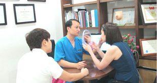 TS.BS Mai Mạnh Tuấn sẽ tiến hành thăm khám và tư vấn cho khách hàng