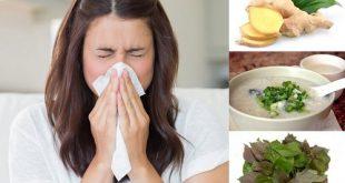 Bài thuốc đông y chữa ho cảm lạnh