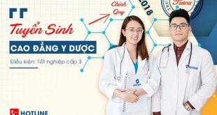 học cao đẳng y dược