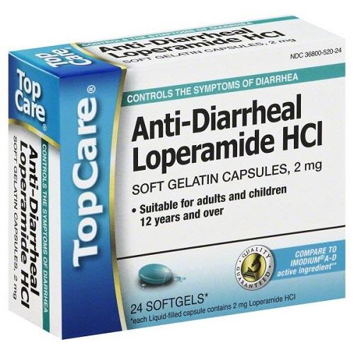 Liều dùng thuốc loperamide hiệu quả