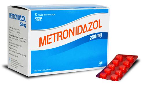 Liều dùng thuốc kháng sinh Metronidazole Micro® như thế nào?