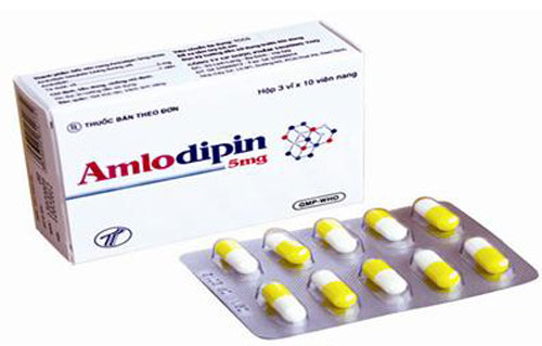 Thuốc amlodipine có gây ra tác dụng phụ hay không?